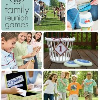 15 Fun Family Reunion Games
